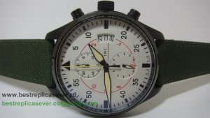 IWC Pilot Working Chronograph ICG86