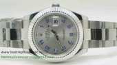 Rolex Date Just Swiss ETA 2836 Automatic S/S 41MM Sapphire RXG125