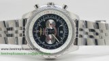 Breitling Bentley Working Chronograph S/S BGG40