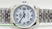 Rolex Date Just Swiss ETA 2836 Automatic S/S 36MM Sapphire RXG355