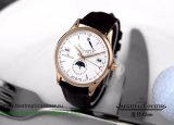 Replica Jaeger LeCoultre Automatic Power Reserve Moonphase JLGR09