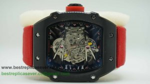 Richard Mille RM27-02 Automatic Skeleton RMG26