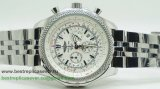 Breitling Bentley Working Chronograph S/S BGG232