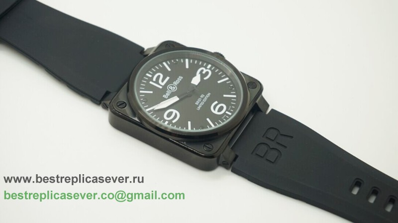 Bell & Ross BR01-92 Limited Edition Automatic BRG06