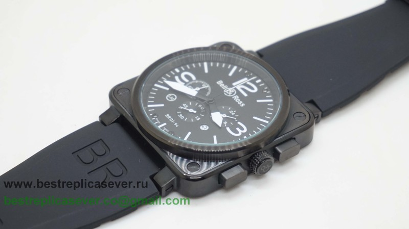 Bell & Ross BR01-94 Working Chronograph BRG13