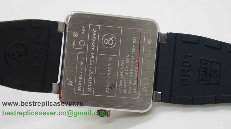 Bell & Ross BR01-92 Limited Edition Automatic BRG16