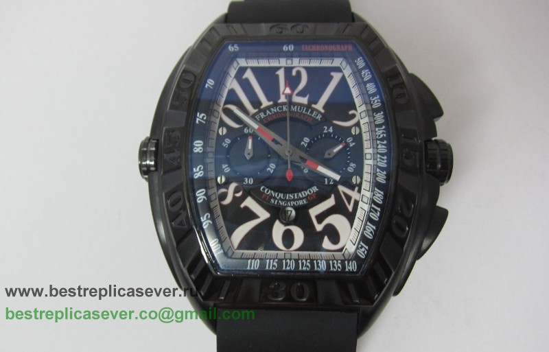 Franck Muller Conquistador Working Chronograph FMG17